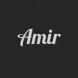 دانلود لوگوی Amir